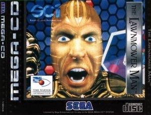 The Lawnmower Man per Sega Mega-CD