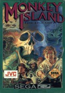 The Secret of Monkey Island per Sega Mega-CD