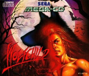 Wolf Child per Sega Mega-CD