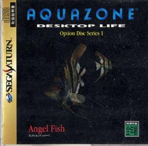 AquaZone Option Disk Series: Angel Fish per Sega Saturn