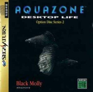AquaZone Option Disk Series: Black Molly per Sega Saturn