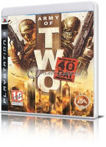 Army of Two: Il 40° Giorno per PlayStation 3