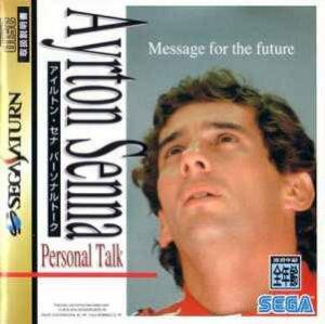 Ayrton Senna Personal Talk: Message for the Future per Sega Saturn