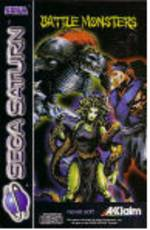 Battle Monsters per Sega Saturn