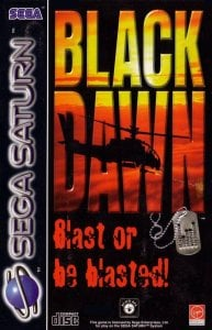 Black Dawn per Sega Saturn