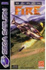 Black Fire per Sega Saturn