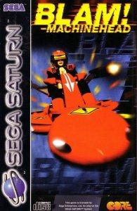 Blam! Machinehead per Sega Saturn