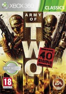 Army of Two: Il 40° Giorno per Xbox 360
