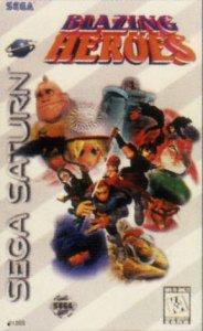 Blazing Heroes per Sega Saturn