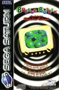 Bubble Bobble featuring Rainbow Islands per Sega Saturn