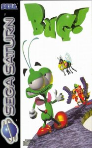 Bug! per Sega Saturn