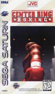 Center Ring Boxing per Sega Saturn