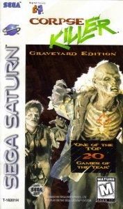 Corpse Killer per Sega Saturn