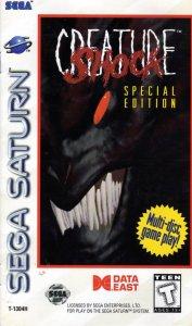 Creature Shock per Sega Saturn