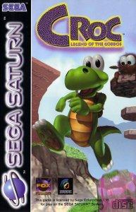 Croc: The Legend of Gobbos per Sega Saturn