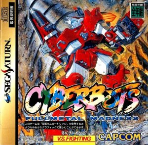 Cyberbots: Full Metal Madness per Sega Saturn