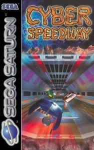 Cyber Speedway per Sega Saturn