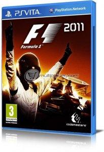 F1 2011 per PlayStation Vita