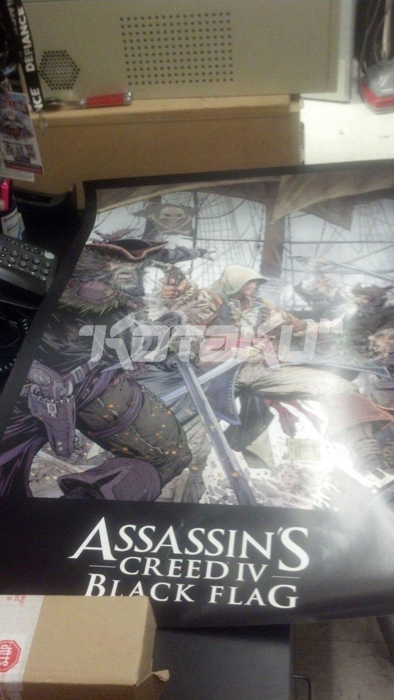 Spuntano due immagini di Assassin's Creed IV, il protagonista sarà un pirata?