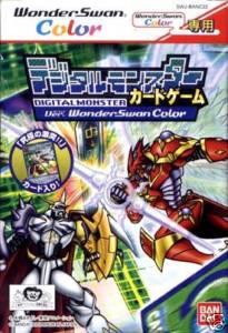 Digimon Card Game Ver. WS per WonderSwan Color