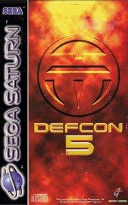 Defcon 5 per Sega Saturn