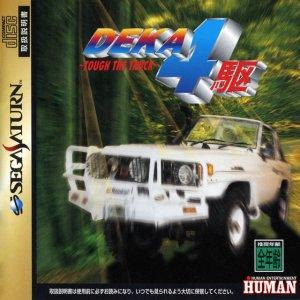 Deka Yonku: Tough the Truck per Sega Saturn