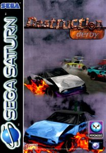Destruction Derby per Sega Saturn