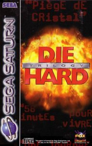 Die Hard Trilogy per Sega Saturn