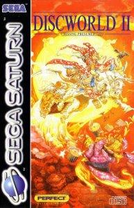 Discworld II: Mortality Bytes! per Sega Saturn