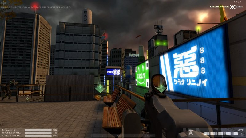 Arene futuristiche per Half-Life 2