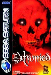 Exhumed per Sega Saturn