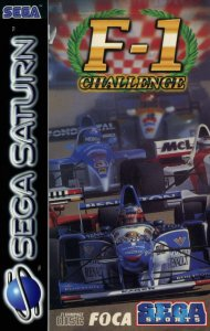 F-1 Challenge per Sega Saturn