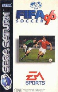 FIFA Soccer 96 per Sega Saturn