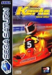 Formula Karts Special Edition per Sega Saturn
