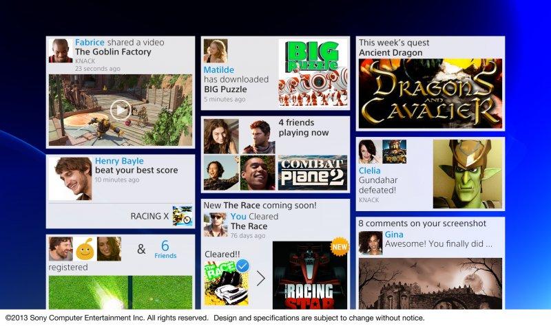 PlayStation 4 a nudo!