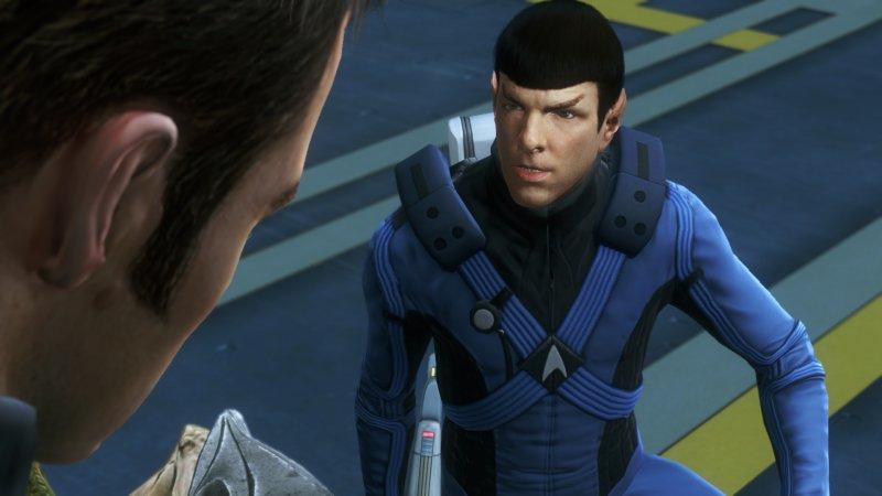 La stampa internazionale fa a pezzi Star Trek: Il Videogioco
