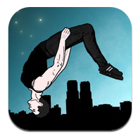 Backflip Madness per iPad