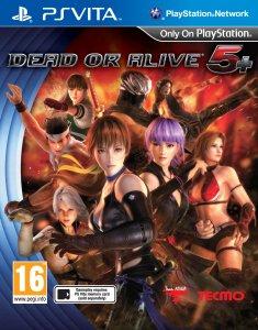 Dead or Alive 5 Plus per PlayStation Vita