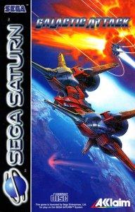 Galactic Attack per Sega Saturn