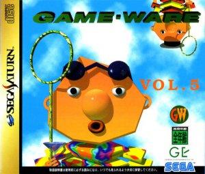 Game-Ware Vol. 5 per Sega Saturn