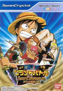 One Piece: Swan Colosseum per WonderSwan Color