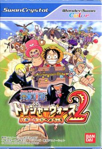 One Piece: Treasure Wars 2 per WonderSwan Color
