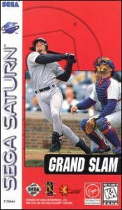 Grand Slam per Sega Saturn