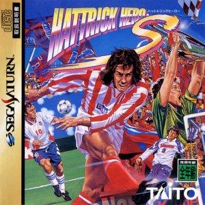 Hat Trick Hero S per Sega Saturn