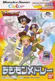 Digimon Tamers: Digimon Action per WonderSwan Color