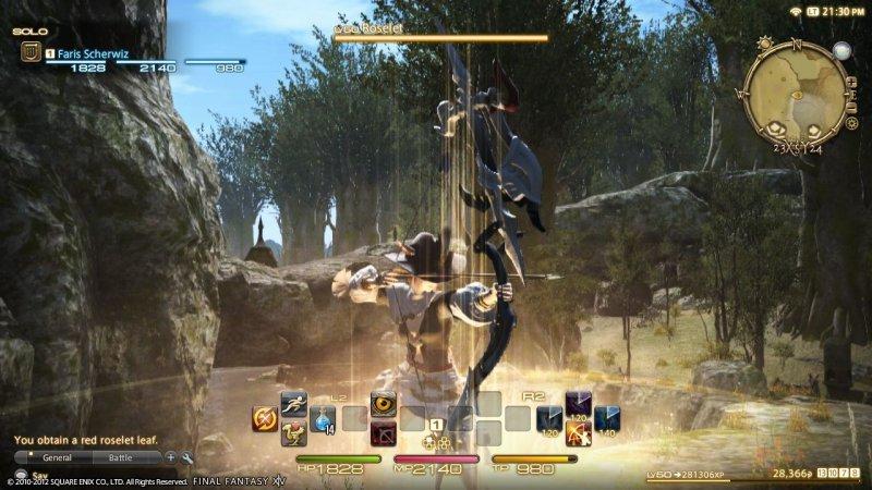 Final Fantasy XIV: A Realm Reborn, parte la seconda fase della beta