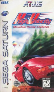 High Velocity per Sega Saturn