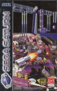 Hyper 3D Pinball ( Tilt! ) per Sega Saturn