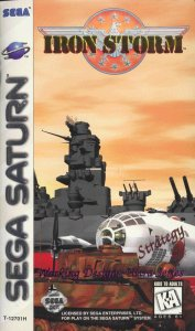 Iron Storm per Sega Saturn