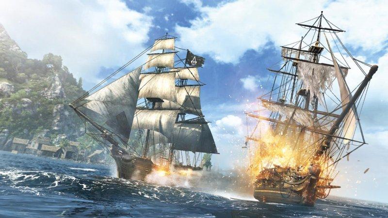 Assassin's Creed IV, Ubisoft risponde alle critiche sulla caccia alle balene